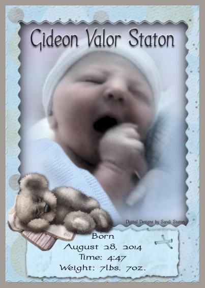 Gideon Valor Staton