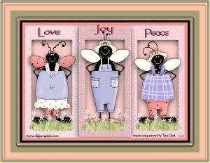 Lady Bugs Trio1