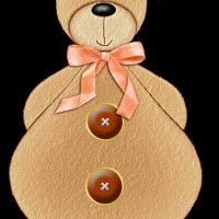 Embellishments: Bears