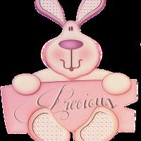 Embellishments: Bunnies