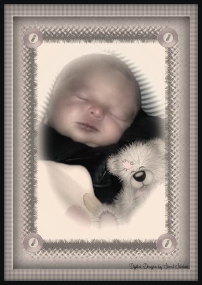 Gideon Valor Staton . . . Sound Asleep