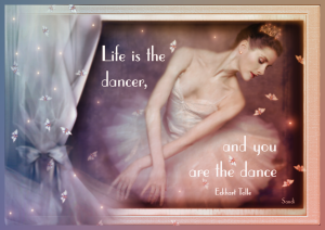 You are the Dance