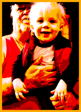 Phinehas and great-grandpa