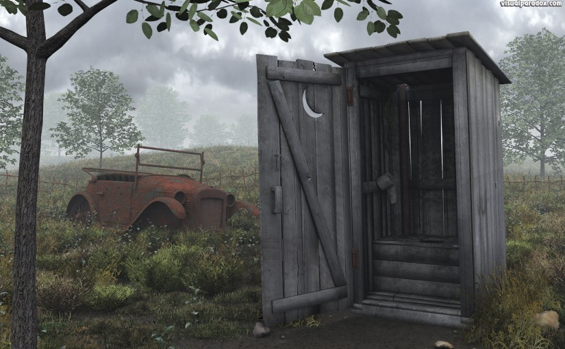 The Outhouse on theHill