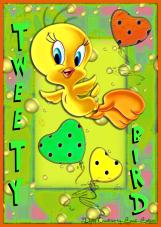Tweety Bird D