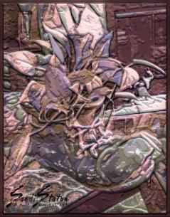Big Boot Planter